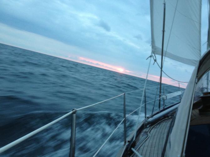 """""""At sejle er at leve – et levende liv. """""""
