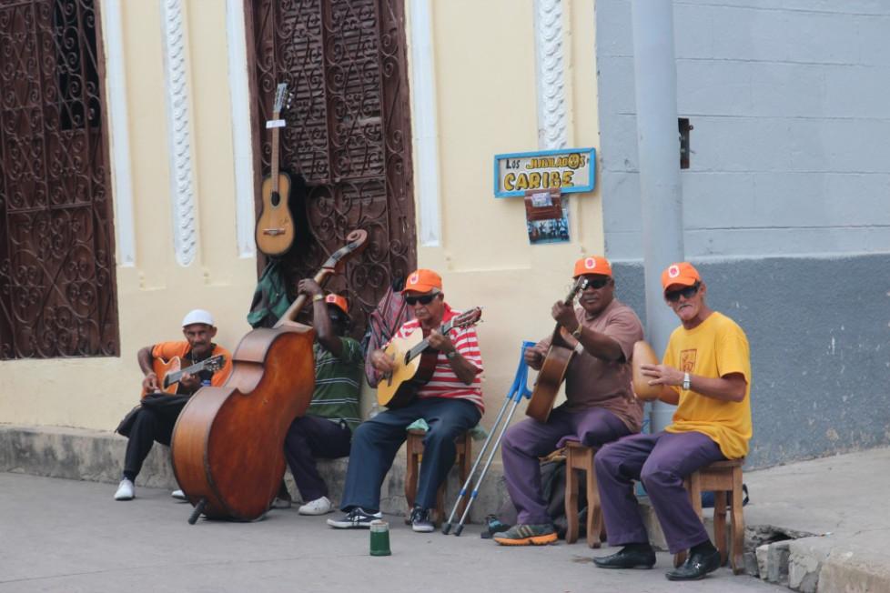 Det cubanske smil rammer en sømand lige i hjertet.